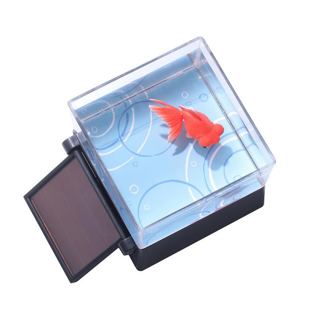 「ひかりとみずのカラクリ金魚」イメージ