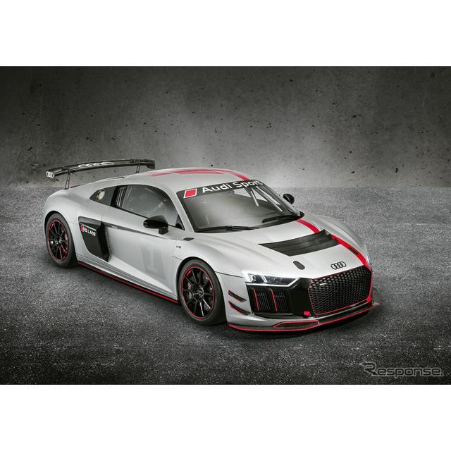 アウディ R8 LMS GT4