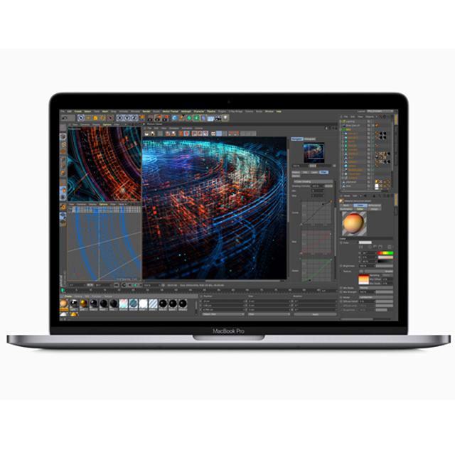 アップル 第8世代Core採用のMacBook Pro新モデル