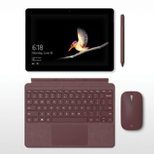 「Surface Go」(※タイプカバーなどは別売り)