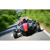 シビックタイプR 新型のエンジンを積む軽量スポーツ、アトム4 発表予定