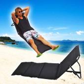 「背もたれ付きビーチシート BAKFDMAT」