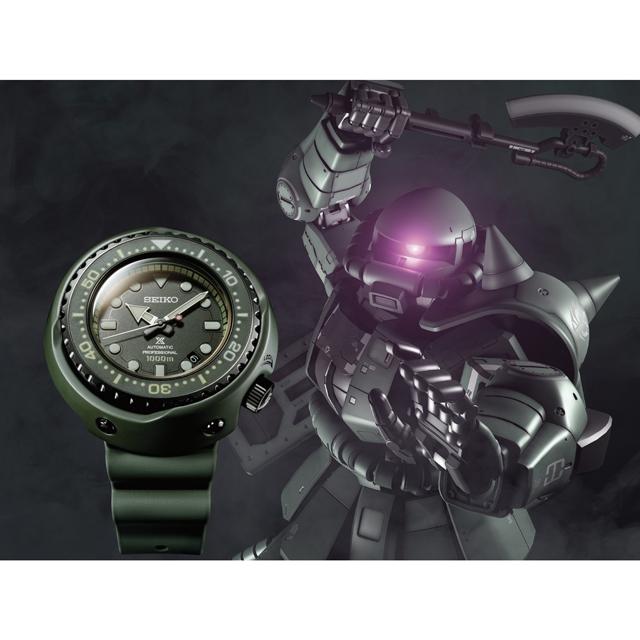 【画像あり】おまえらガンダム好きだろ? ガンダムコラボ腕時計買う?