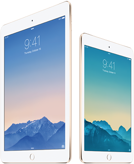 iPad Air 2 / iPad mini 3