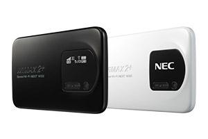 NEC Speed Wi-Fi NEXT WX02