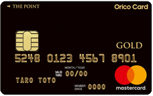 Orico Card THE POINT PREMIUM GOLD