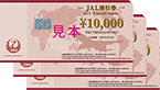JAL旅行券