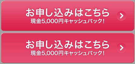 お申し込みはこちら 現金5,000円キャッシュバック!