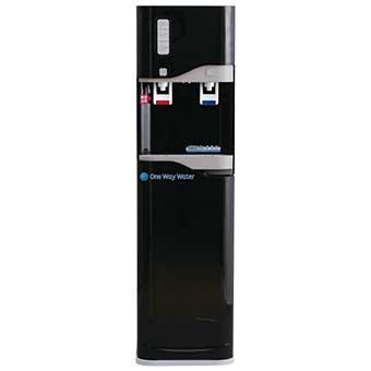 らく楽スタイルウォーターサーバー smart(床置) / ブラック