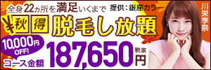 ピックアップサロン銀座カラー