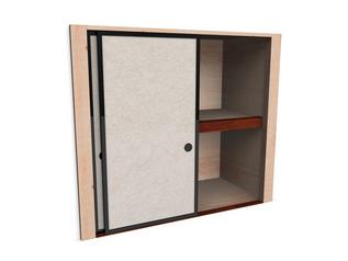 押し入れなど狭い場所で活躍、小スペース対応のスポット乾燥
