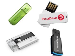 USBメモリー選びでチェックすべき項目
