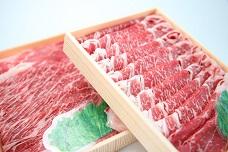 エム・ケイ食品 九州産牛肩ロースすき焼き用(400g×2)