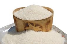 古野農場の合鴨農法のお米