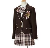 女の子用スーツ