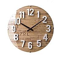 北欧テイスト 壁掛け時計