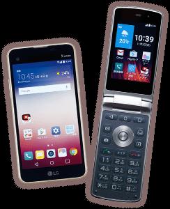 LG X Screen・LG Wine Smart