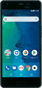 Android One X3 ワイモバイル