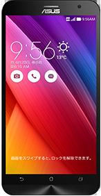 ZenFone 2 ������2GB/�X�g���[�W32GB SIM�t���[