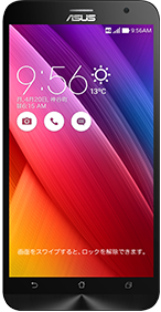 ZenFone 2 ������4GB/�X�g���[�W64GB SIM�t���[
