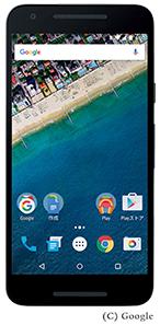 Nexus 5X 16GB ワイモバイル