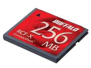 バッファロー コンパクトフラッシュ 256MB RCF-X256MY