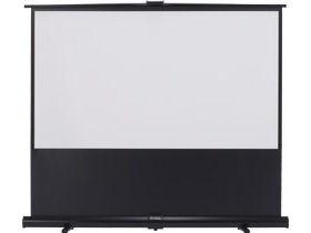 キクチ GRANDVIEW (80インチ16:9)床置き立上げスクリーン GUP-80HD・・・