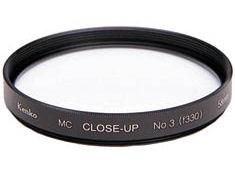 MCクローズアップレンズ No.3 52mm