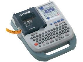 ラベルライター「テプラ」PRO SR330