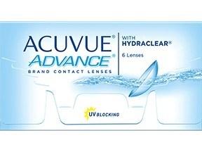 [医療機関名の記入が必要です]アキュビュー アドバンス [6枚入り] 商品画像1:アースコンタクト