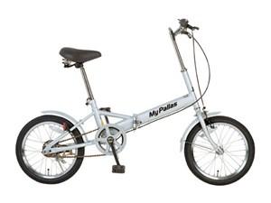 折りたたみ自転車 マイパラス M-101-S