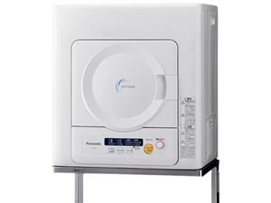 パナソニック 乾燥容量4.0kg除湿タイプ電気衣類乾燥機NH-D402P-W【ホワイト・・・