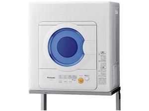 パナソニック 乾燥容量5.0kg除湿タイプ電気衣類乾燥機NH-D502P-W【ホワイト・・・