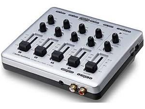 オーディオテクニカ ポータブルマルチミキサー AT-PMX5・・・
