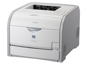 CANON Satera A4カラーレーザープリンターLBP7200CN