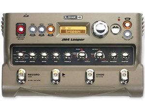 Line6 JM4 Looper [ストンプボックス]