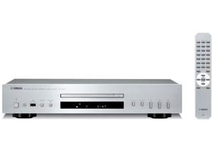 ヤマハ iPodやUSB音楽プレーヤーのデジタル音声接続も楽しめるCDプレーヤー C・・・
