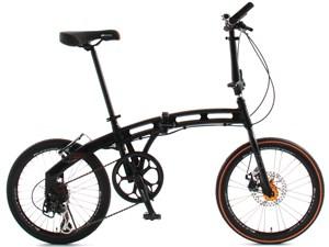 DOPPELGANGER ドッペルギャンガー 20インチ折畳み自転車 7段変速搭載 211assa・・・