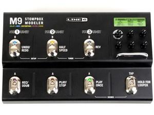 Line6 M9 Stompbox Modeler [ストンプボックスモデラー]