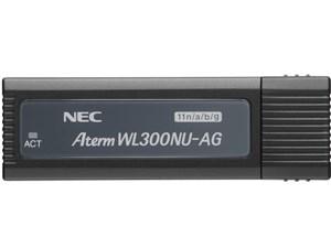NEC Aterm WL300NU-AG (USB子機) PA-WL300NU/AG【4548835560253】