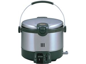 パロマ PR-60EF-13A [ガス炊飯器 ステンレスタイプ(都市ガス用・3.3合炊き)・・・