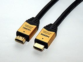 ホーリック HDMIケーブル 1.5m (ゴールド) HDM15-891GD ゴール・・・