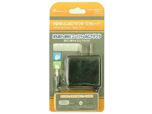 アンサー PSP用 「ミニACアダプタエラビーナ」(ブラック) ANS-P021B・・・