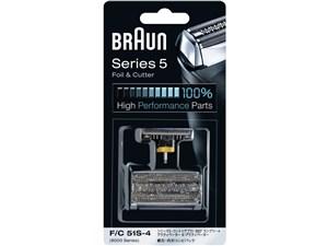 ブラウン(BRAUN) F/C51S-4 [Series 5 シェーバー用替刃セット コンビパック・・・