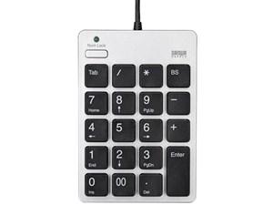 サンワサプライ USBテンキーアイソレーションタイプ NT-18US・・・