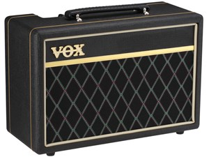 VOXのテイストを味わうことが出来るトランジスタ・コンボ・アンプ・・・