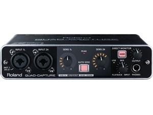 ローランド USB AUDIO Interface QUAD-CAPTURE (UA55) UA-55