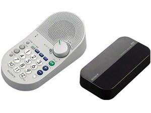 ソニー 手元でテレビの音声を聞けるスピーカー付きリモコン RM-PSZ35T・・・