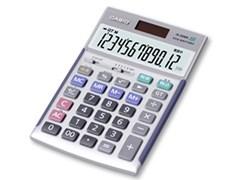 カシオ 電卓 検算機能/税計算/12桁/5年間メーカー保証商品 JS-20WK-・・・