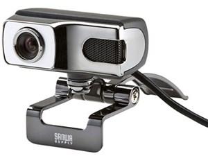 サンワサプライ WEBカメラ(300万画素、シルバー) CMS-V35S・・・
